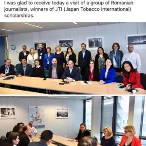 stagiu bruxelles bursele jti